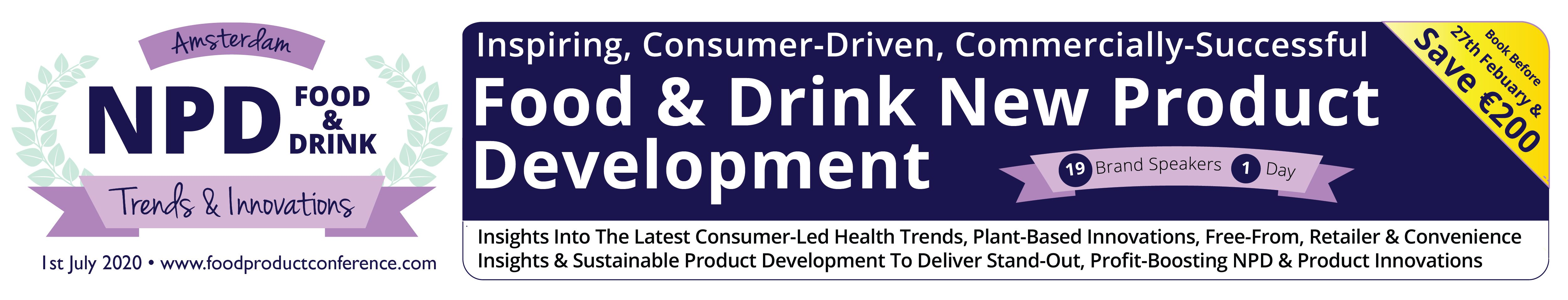 NPD Food & Drink Conference